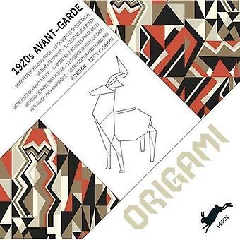 1920s Avant-Garde: Origami Book