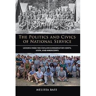 La politique et l'éducation civique du Service National par Melissa Bass