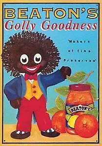 Beatons Golly Goodness Steel Sign