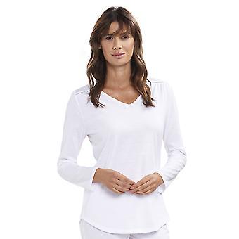 Rosch 1884158 Women's Smart Casual Cotton Pyjama Top