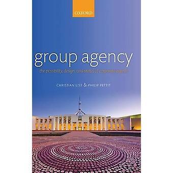 Groep Agentschap de mogelijkheid ontwerp en Status van de Corporate agenten door lijst & Christian