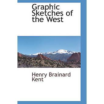 Grafisk skitser af vest af Kent & Henry Brainard
