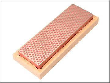 DMT Diamond Whetstone 150mm Wooden Box Red 600 Grit Fine