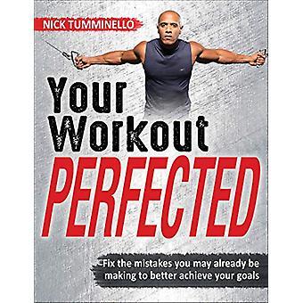 Din träning som FULLÄNDADE av Nick Tumminello - 9781492558132 bok