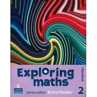 Utforska matematik: Klass bok nivå 2
