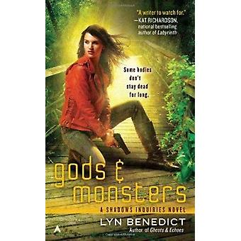 Gods & Monsters - A Shadows Inquiries Novel by Lyn Benedict - 97804410