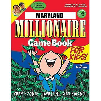 Maryland Millionaire by Carole Marsh - 9780635000569 Book