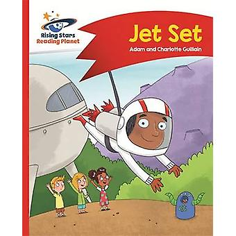 Reading Planet - Jet Set - Red A - Comet Street Kids by Adam Guillain