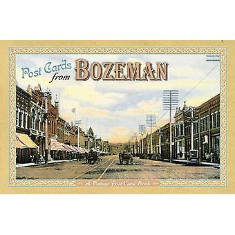Post Cards from Bozeman - A Vintage Post Card Book by Farcountry Press