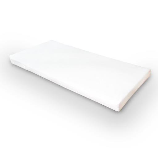 X Anti allergenic Breathable MattressSize70cm Foam Depth Cotbed Waterproof 140cm10cm rxedBCoW