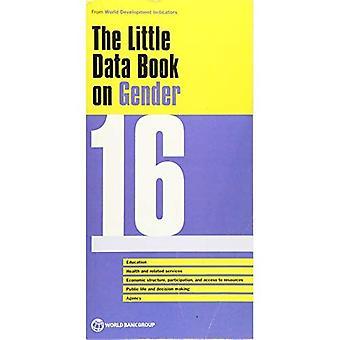 Den lilla Data boken jämställdhet 2016 (World Development Indicators)