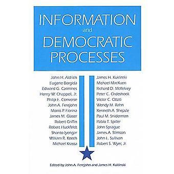 Information and Democratic Processes by John A. Ferejohn - James H. K