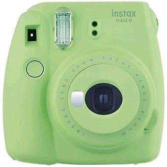 Fujifilm instax mini 9 camera with instant development green color