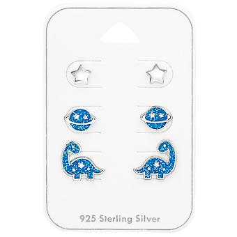 Stern - 925 Sterling Silber Sets - W38721X