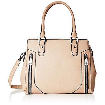 Gabor Svea - Women's Grey Shoulder Bags (Taupe) 33x21x12cm (B x H T)