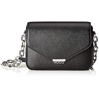HUGO Victoria Crossbody - Black Women's (Black) 8x14x20cm (B x H T) shoulder bags