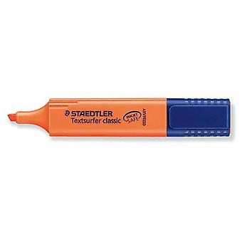 Staedtler Fluorescent Orange TEXTSURFER (Toys , School Zone , Drawing And Color)