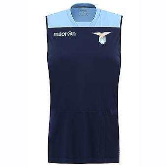 2016-2017 Lazio Sleeveless Training Jersey (Navy)