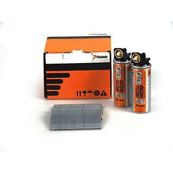 Paslode Brad ongles carburant Pack F16 x 25mm Galv QTY 2 000