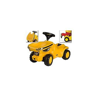 Rolly Toys CAT Dumper 132249 RollyMinitrac Walking Auto