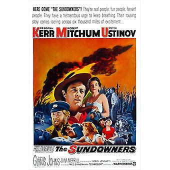 The Sundowners Movie Poster (11 x 17)