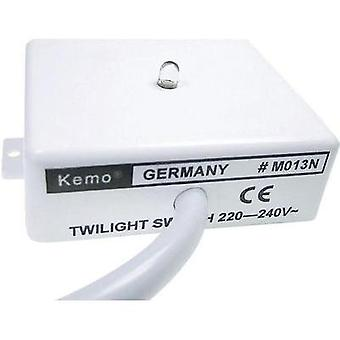 Twilight switch Component Kemo M013N 230 Vac