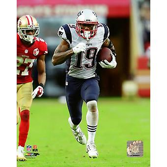 Malcolm Mitchell 2016 Action Photo Print (8 x 10)