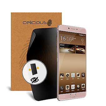 Celicious Privacy Gionee M6 [2-Way] Filter Screen Protector