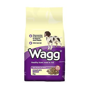 Wagg komplet lys & Senior 2kg