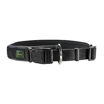 Hunter Neopren Vario Plus 55 Nylon Collar Black/grey 25mm X 50-55cm