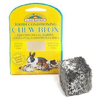 Quiko Small Animal Chew Blox 35g
