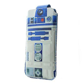 STAR WARS R2D2 Universal mobile phone bag fits iPhone6