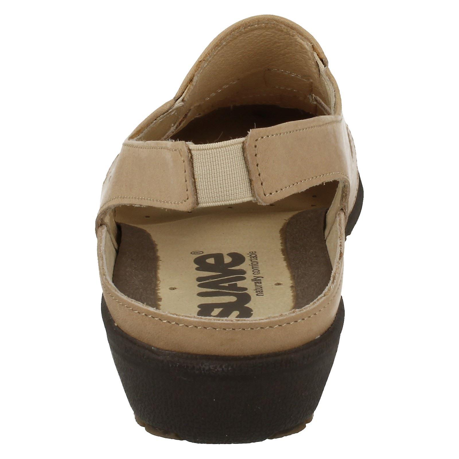Ladies Suave Closed Toe Sandals Jodi