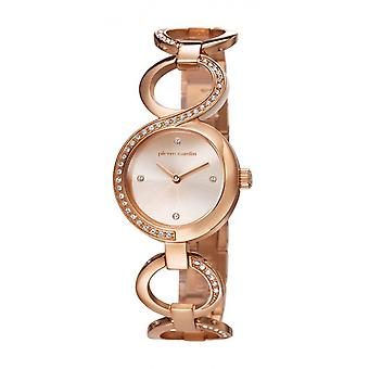Pierre Cardin ladies watch wristwatch JOLIETTE Rosé PC106602F04