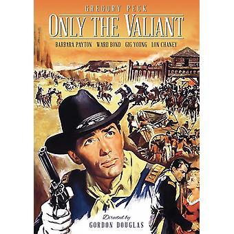Alleen de dappere (1951) [DVD] USA import