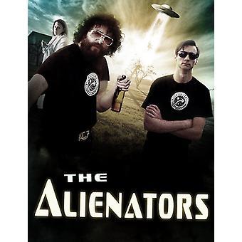 Alienators [DVD] USA importerer