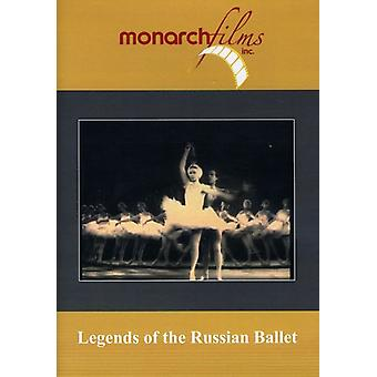 Legends of the Russian Ballet [DVD] USA import