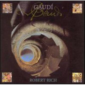 Robert Rich - Gaudi [CD] USA import