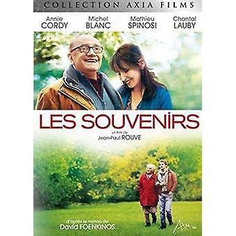 Les Souvenirs [DVD] USA import