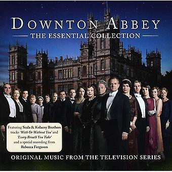 Various Artists - Downton Abbey: The Essential Collection [CD] USA import