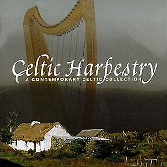 Harpestry celtique - Celtic Harpestry : A Contemporary Celtic Collection [CD] USA import