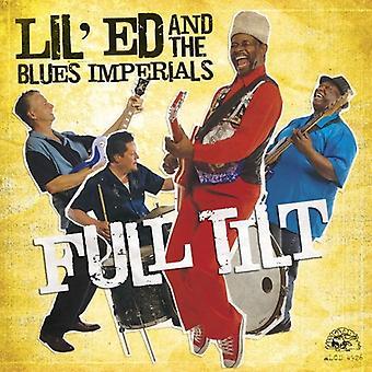 Lil' Ed & the Blues Imperials - Full Tilt [CD] USA import