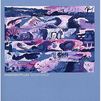 Karsten Pflum - Sleepwald [CD] USA import