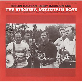 Virginia Mountain Boys - Vol. 4-Virginia Mountain Boys [CD] USA import