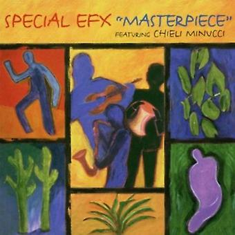 Special Efx - Masterpiece [CD] USA import