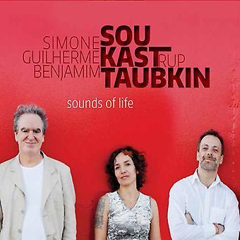 Taubkin, Benjamin / Sou, Simone / Kastrup, Guilherme - Sounds of Life [CD] USA import