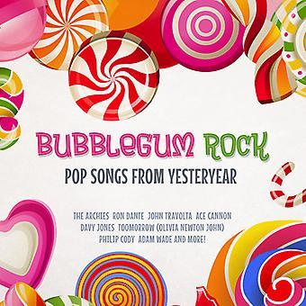 Vari artisti - Bubblegum Rock: Importazione canzoni Pop da Yesteryear [CD] Stati Uniti d'America