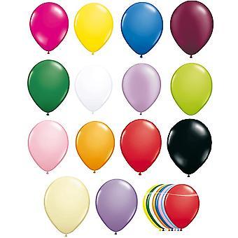 Ballons 10er Pack 30 cm Luftballons Party Deko viele Farben und Größen