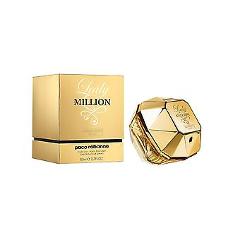 Paco Rabanne Lady Million absolut guld Pure parfume