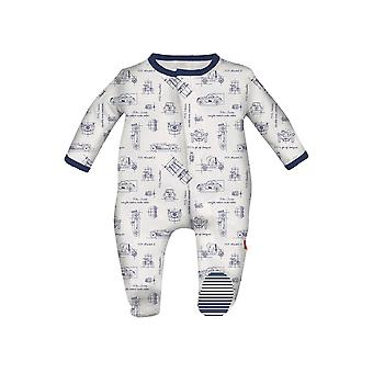 Magnificent Baby Magnetic Me™ Baby Boy Footie
